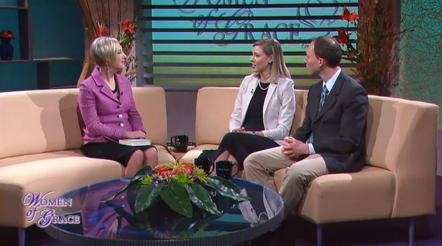 Our EWTN Appearance, Acknowledging Other People's Pain (real resources for how to help), Redemptive Suffering (and more!)