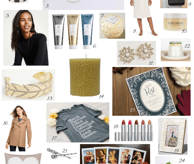 The Catholic Wife Gift Guide (2018)