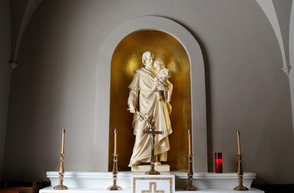 St. Joseph's Silence: An Active Way of Listening to the Father